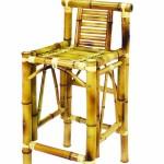 bamboo tiki bar stools
