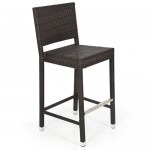 Outdoor Wicker All-weather Barstool