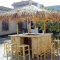 Tiki Hut Structures and Furniture Pieces for Homes