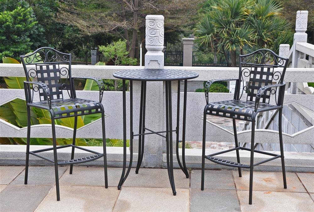 International Caravan Outdoor Bistro Set