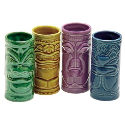ceramic _tiki_mugs