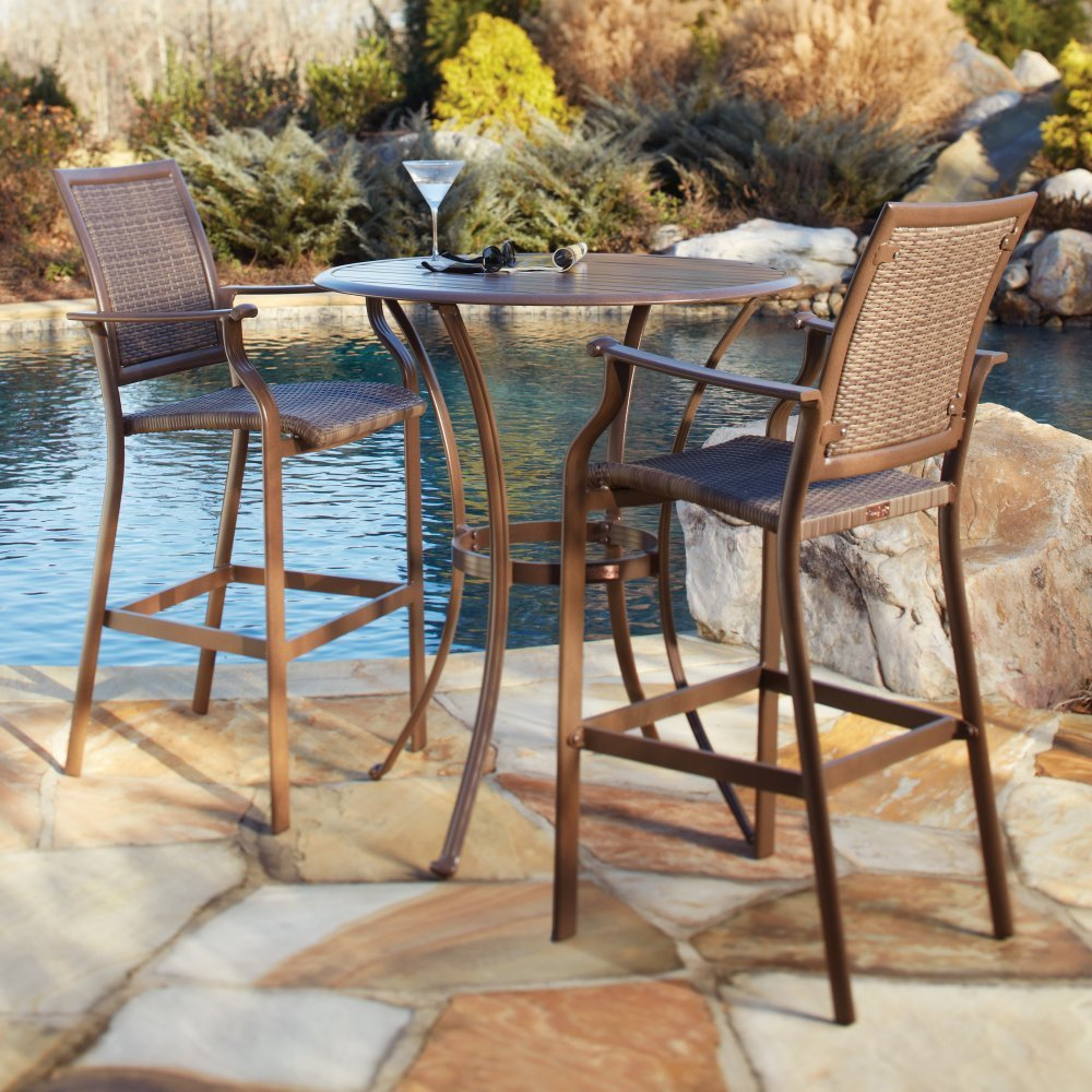 Patio Pub Table Sets