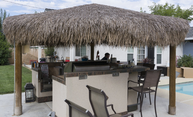 Backyard Tiki Bar Ideas : Tiki Bar Ideas for Your Backyard  Outdoor Bar
